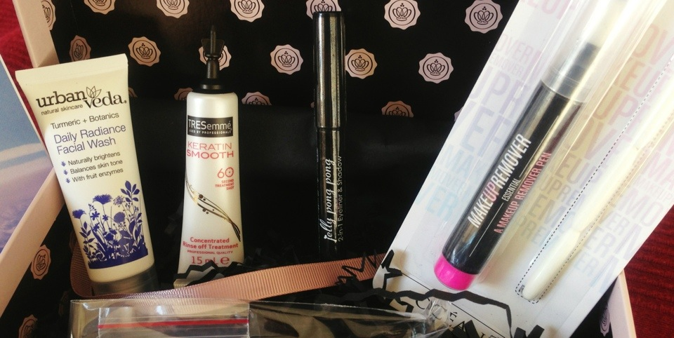 The August Glossybox