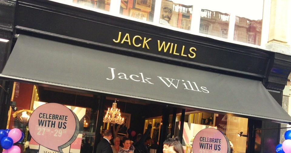 Jack Wills Comes To Town