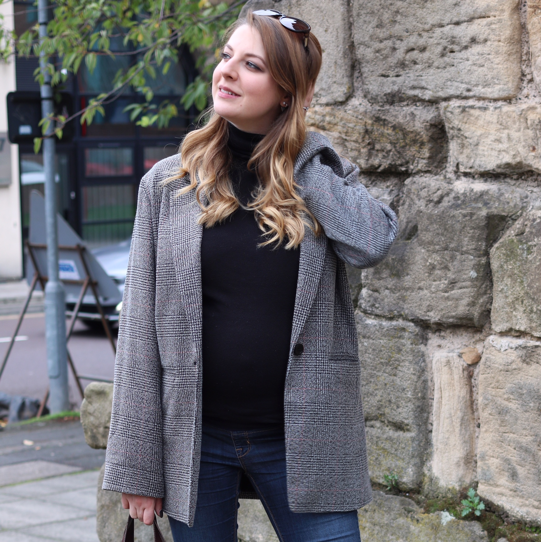 blazer oversized Zara dupe primark autumn fashion coat