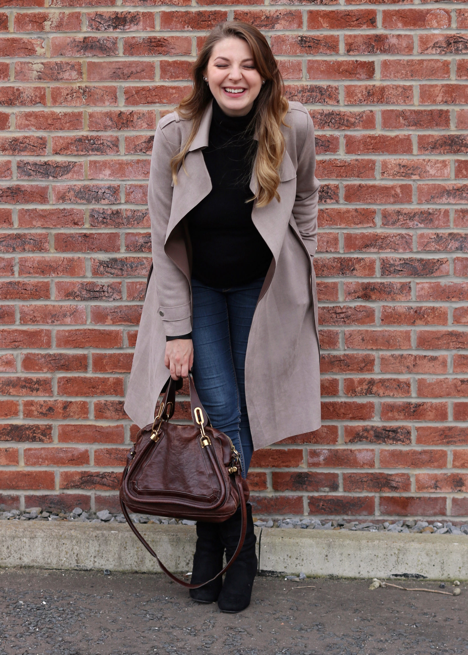 primark autumn fashion coat blogger style